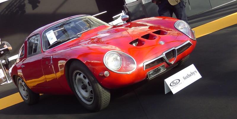 Alfa Giulia 1600 Tubolare ZAGATO 24468920329_c99f88495b_c