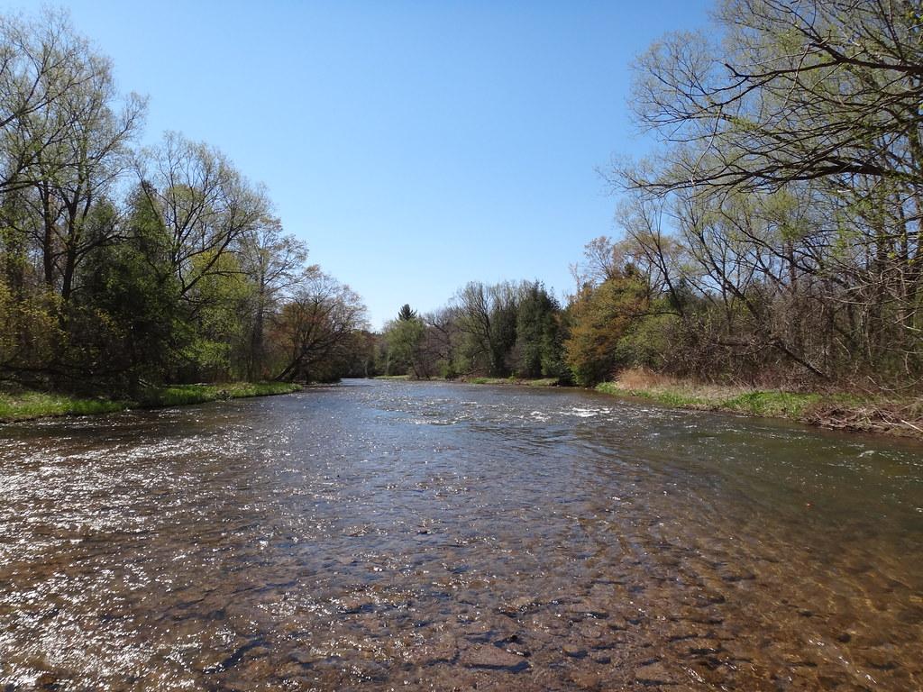 Fishing Southern Ontario Rivers