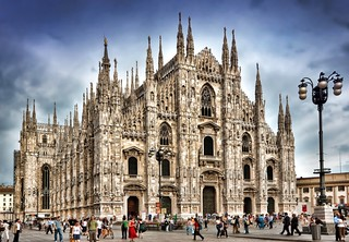 Duomo Di Milano — one of the beautiful attractions