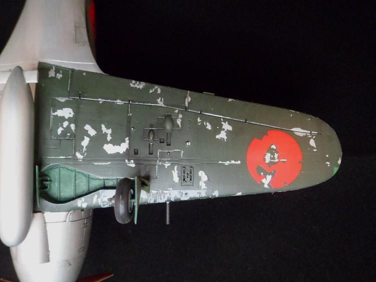 Jack l'éventreur [Mitsubishi J2M3 mle 21 Raiden Jack Tamiya 1/48] 25635624234_8ae496f5ee_b