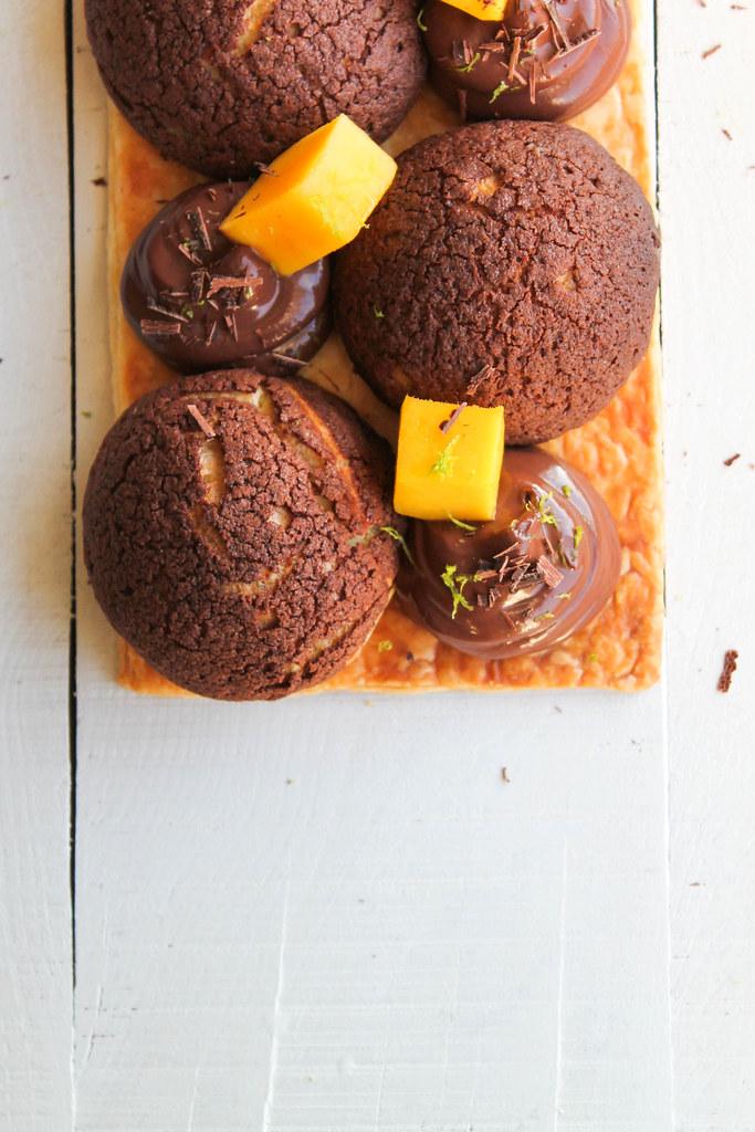 Saint Honoré chocolat recette
