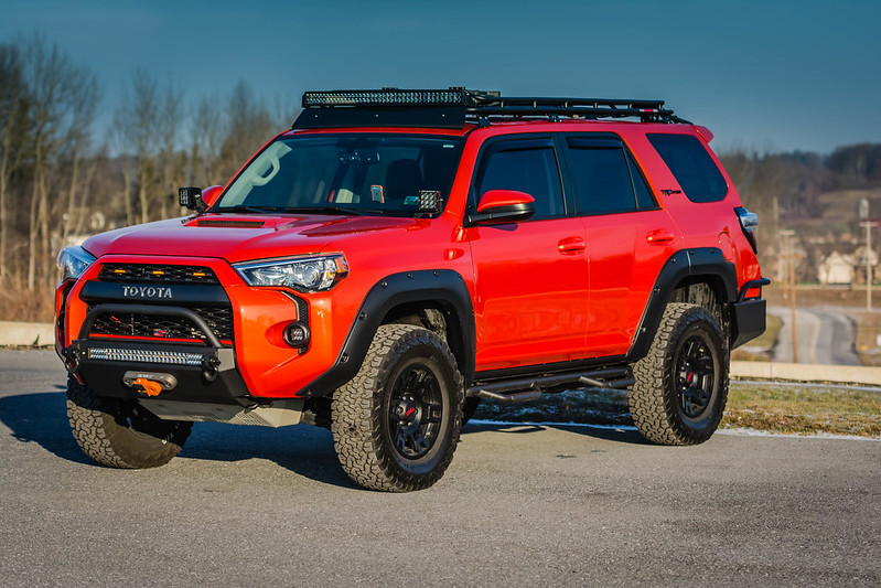 Chudiddy Inferno Trd Pro Build Page 15 Toyota 4runner