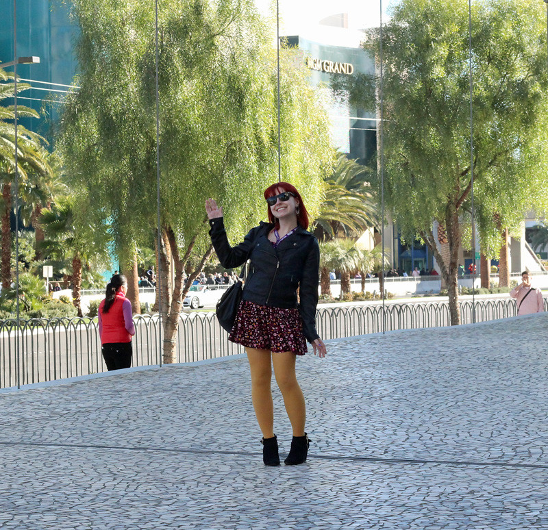 Las Vegas in December Outfit