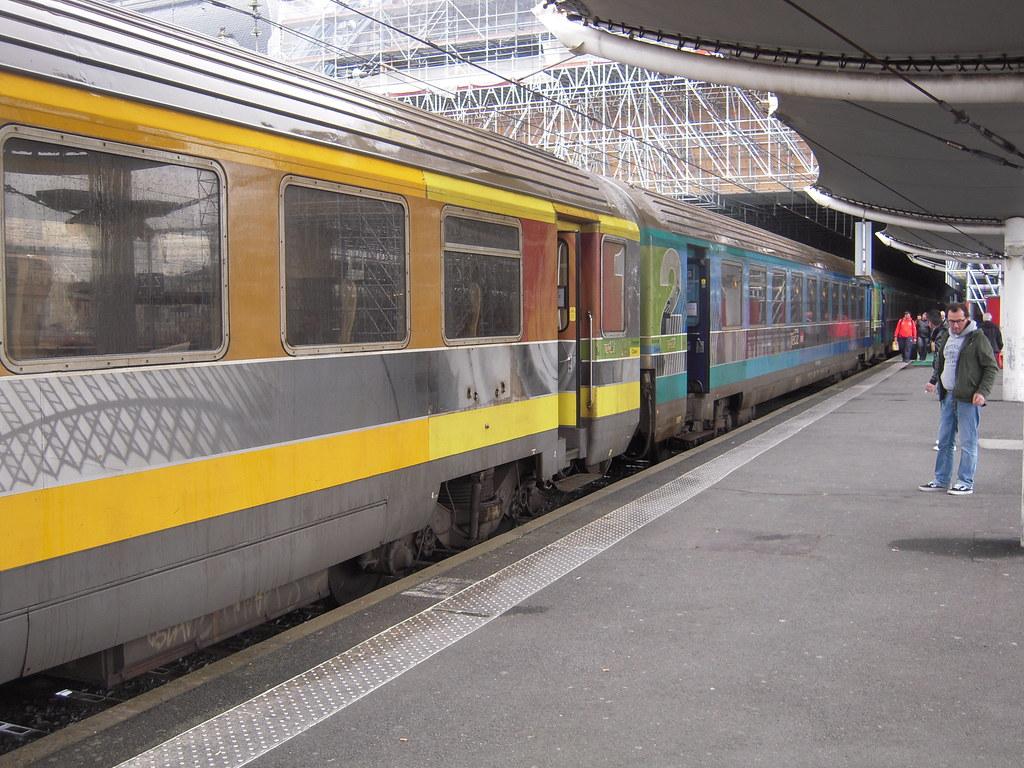Bordeaux nice train