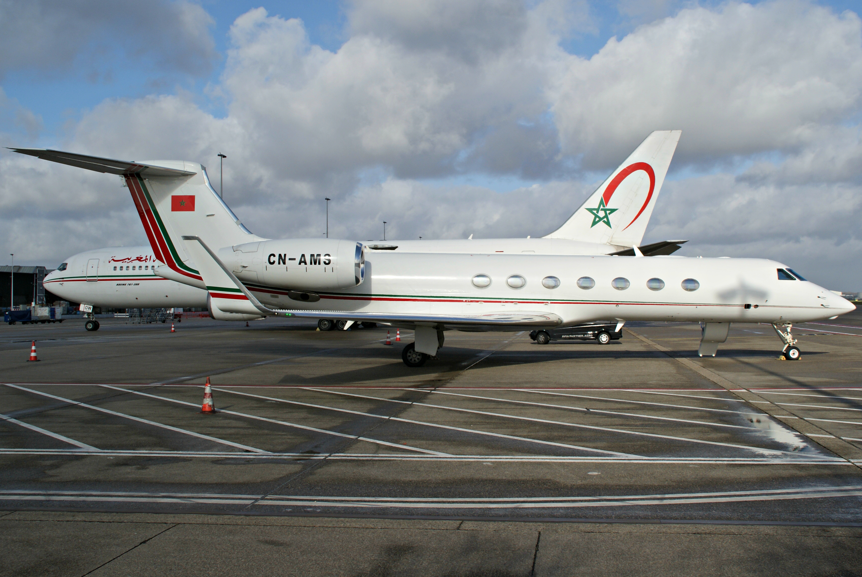 FRA: Avions VIP, Liaison & ECM - Page 13 26095631526_1f413c0be0_o