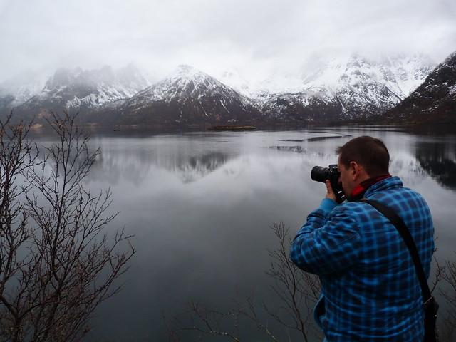 Fotografiando paisajes árticos