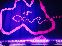 Priscilla stage