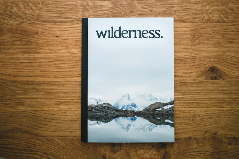 wilderness magazine cover
