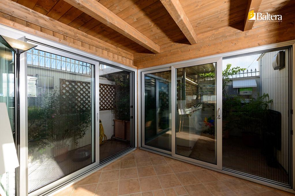 Serra bioclimatica design baltera porte e finestre flickr - Baltera srl unipersonale porte e finestre ...