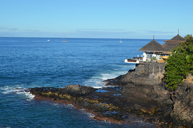 Oh oh seven romantic restaurants on tenerife for Las rocas tenerife