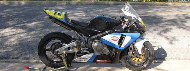 Cbr 600 F2 Race Bike