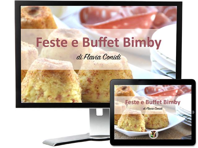 Feste e Buffet Bimby - Ricettario eBook