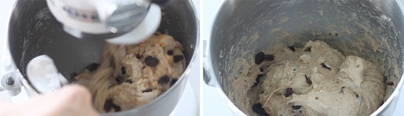 25250233304 40807ce430 b - Taking an Easter classic up a notch with Rum Raisin Hot Cross Buns and KitchenAid [VIDEO]