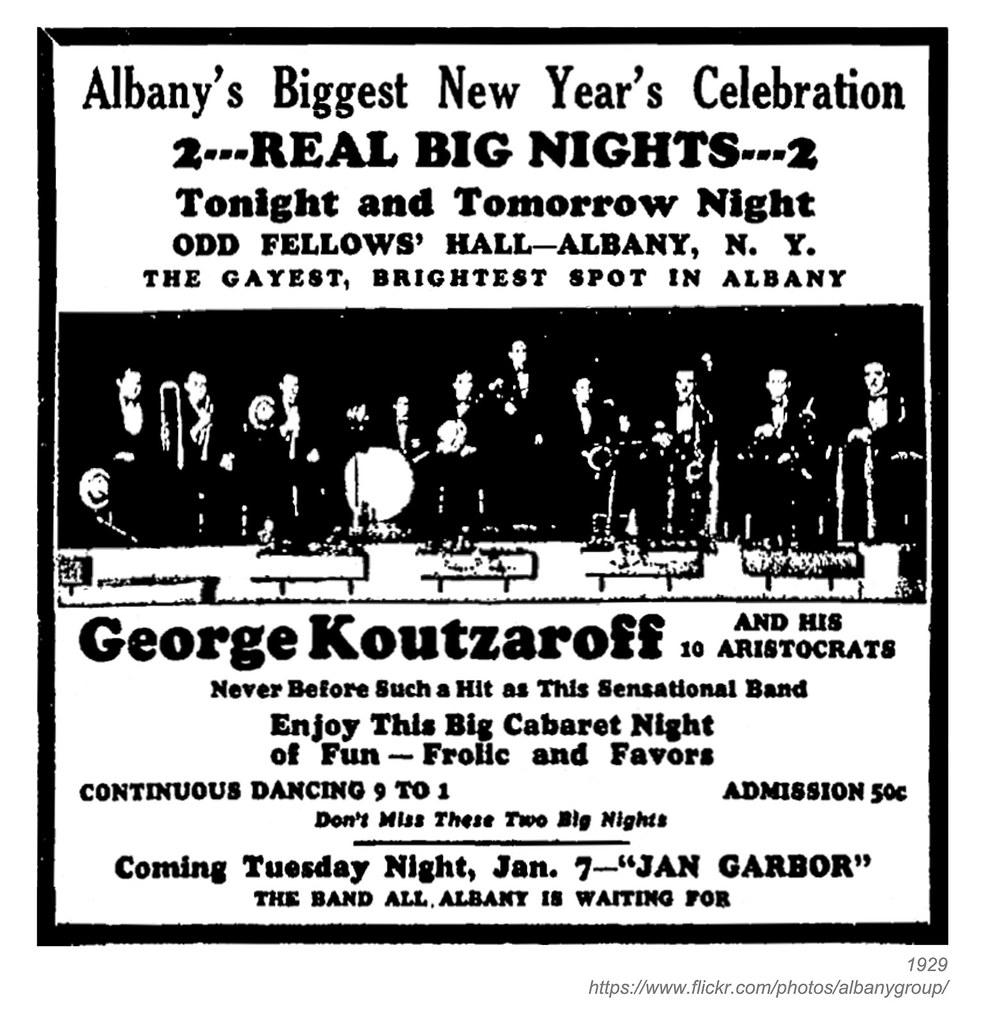 Singles new year eve albany ny