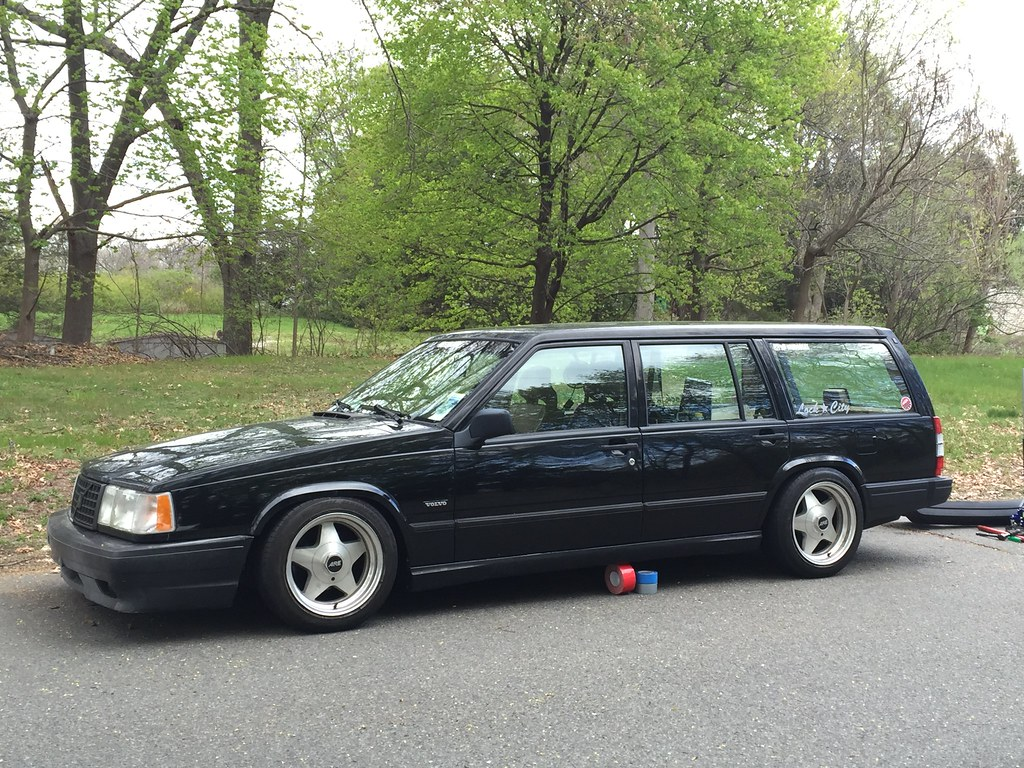 volvo 940 turbo wagon
