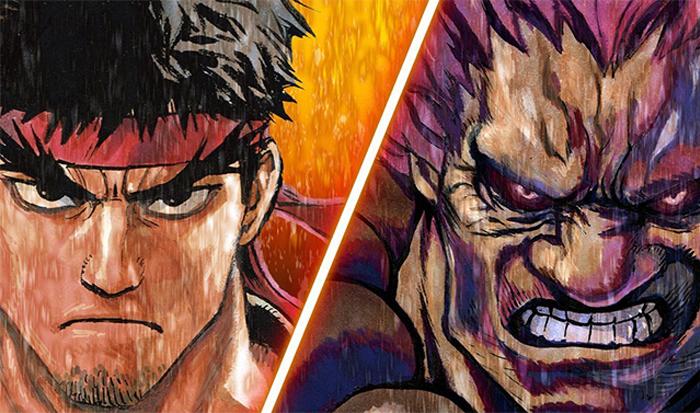 Será lançada a Light Novel de Street Fighter ilustrada por Yuusuke Murata