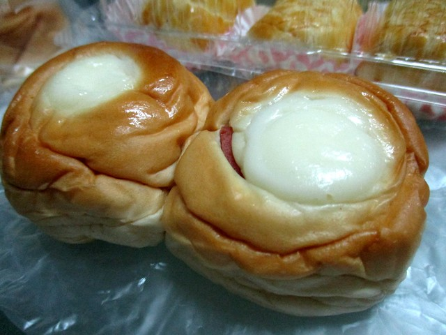 Buns from Kuching