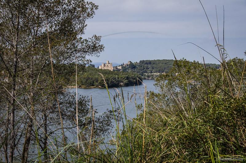 El castillo de Castellet