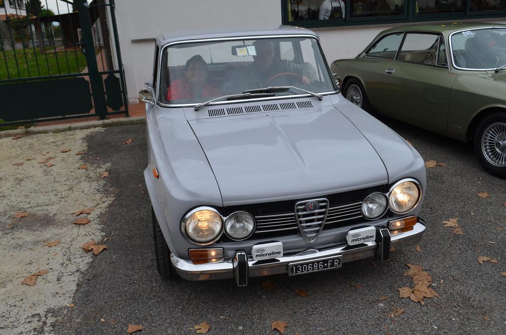Giulia Super 1.3 - 1973