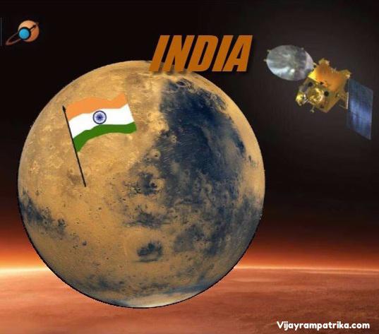 mangalyan landing on mars