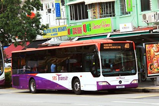 SBS Transit Batch 3 Citaro