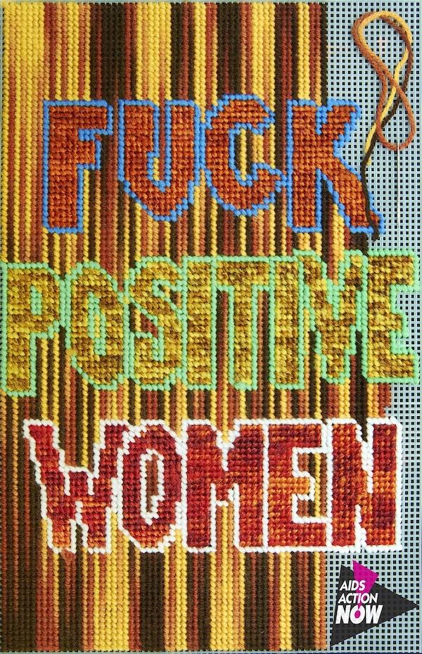 图三 Allyson Mitchell与Jessica Whitbread,《操阳女》(2011)(图片来源:poster/VIRUS)