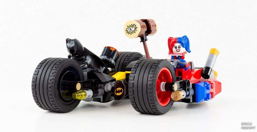 LEGO Batman and Harley Quinn #SuicideSquad 76053 | LEGO DC C ...