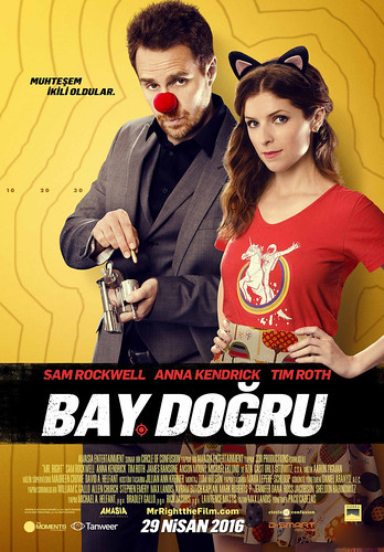 Bay Doğru - Mr. Right (2016)