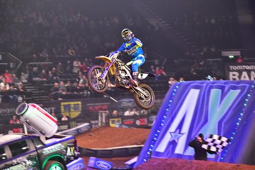 Thomas Ramette, Pro, Monster Energy Arenacross Tour, Birmingham 2016