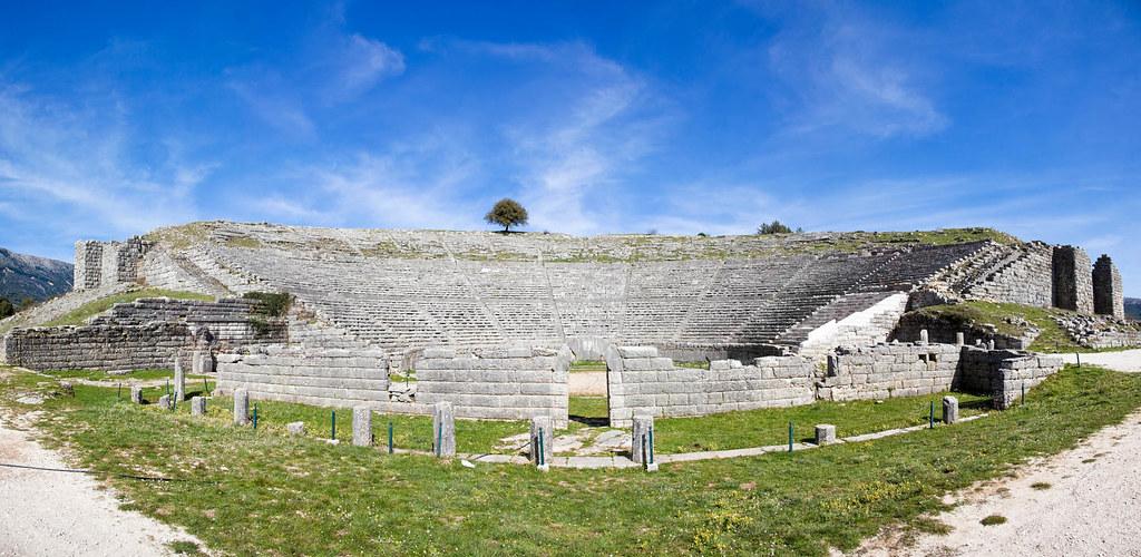 Ξενάγηση για παιδιά στην Αρχαία Δωδώνη