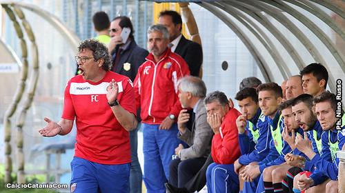 """Catania,Moriero:""""Contro al Benevento fondamentale l'atteggiamento""""$"""