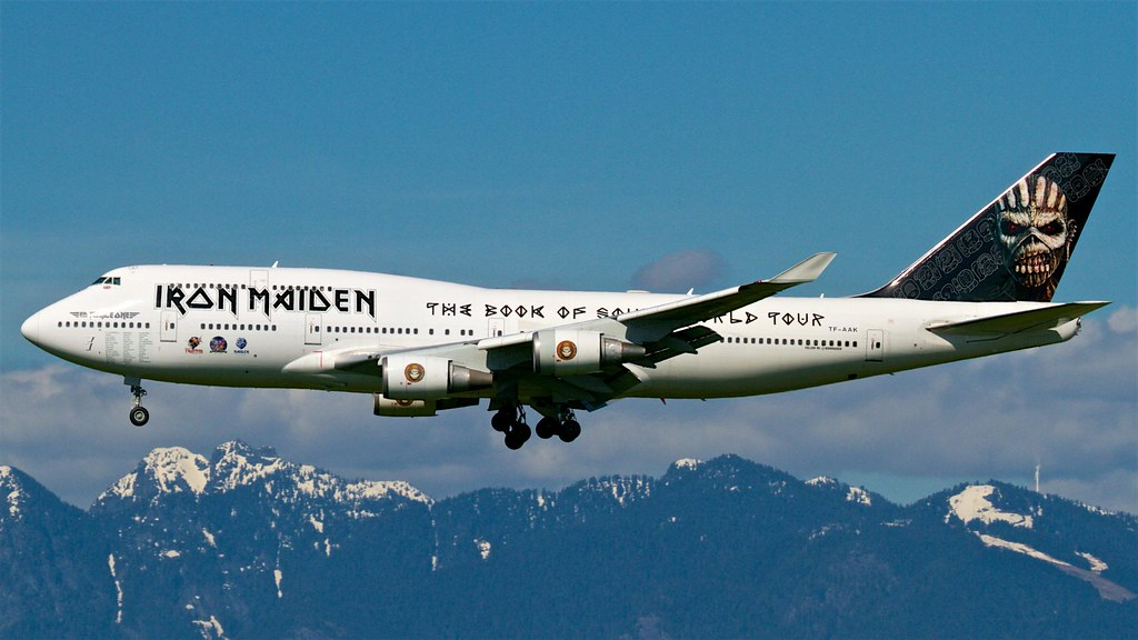 air atlanta icelandic iron maiden ed force one tf aak flickr. Black Bedroom Furniture Sets. Home Design Ideas