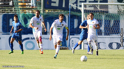 Paganese-Catania 0-0: le pagelle rossazzurre$