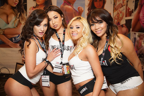 Gia Paige, Melissa Moore, Marsha May, Cassidy Banks