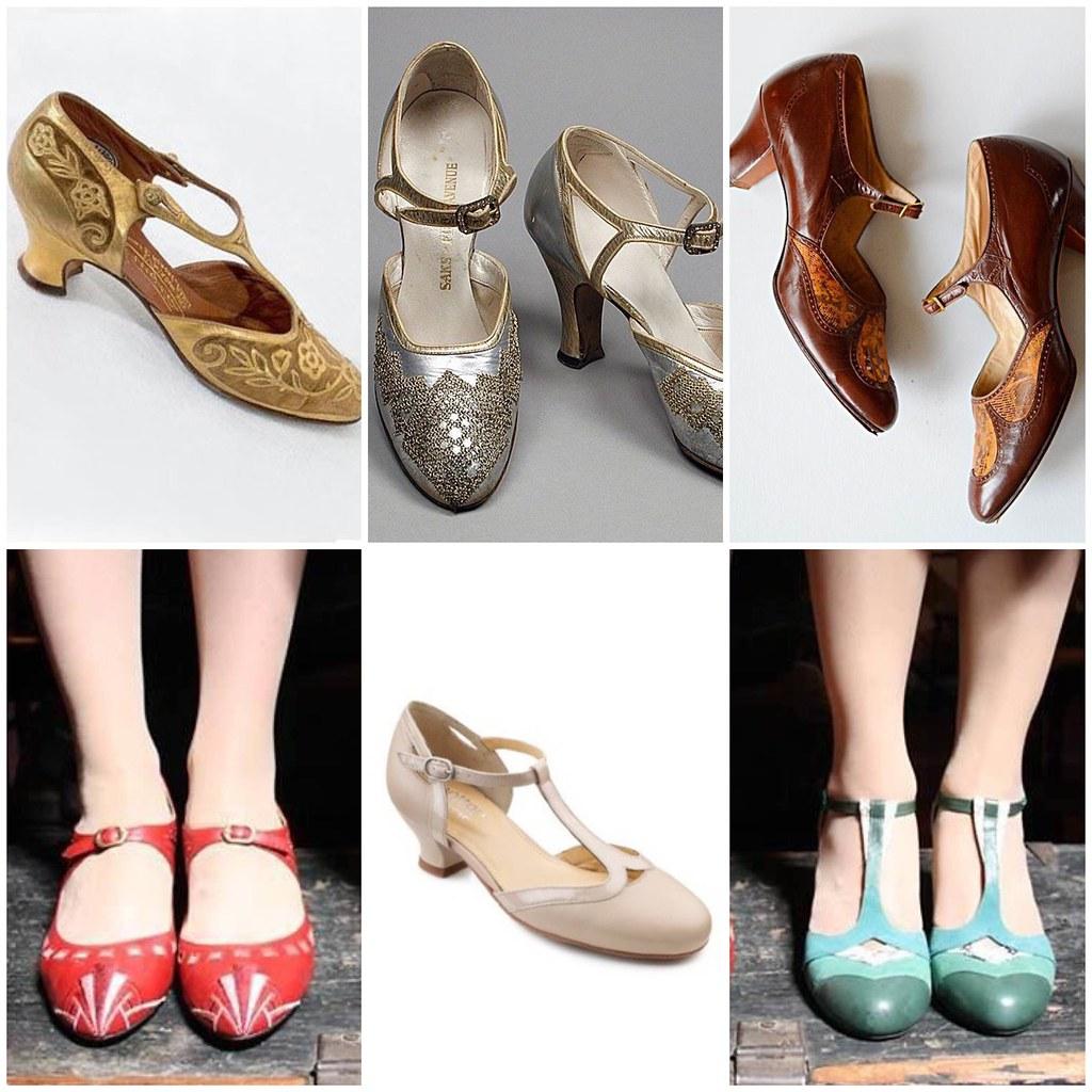 обувь 20-е