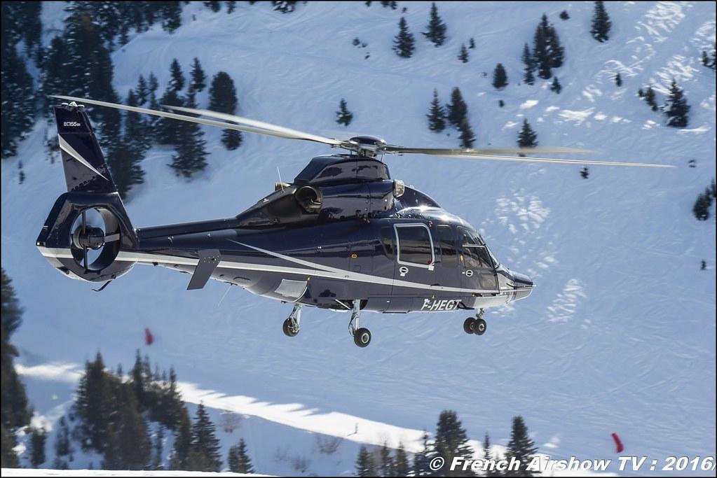 EC155B1 - F-HEGT, Héli Sécurité - hélicoptère, Salon Hélicoptère à Courchevel 2016, Meeting Aerien 2016