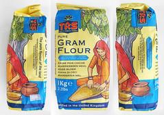 Gram flour (kikkererwtenmeel)