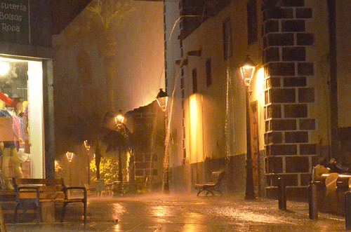 Heavy Rain, Tenerife