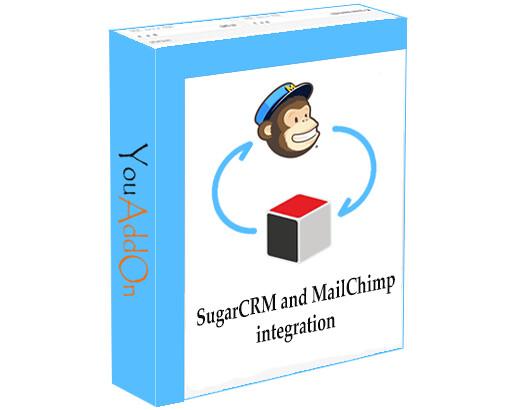Integrate MailChimp width SugarCRM