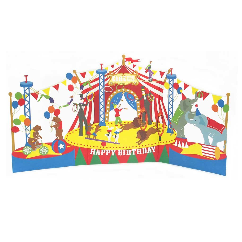 """A /""""WELCOME TO THE CIRCUS/""""  VINTAGE LOOK SIGN QUALITY ITEM GREAT GIFT PICTURE"""