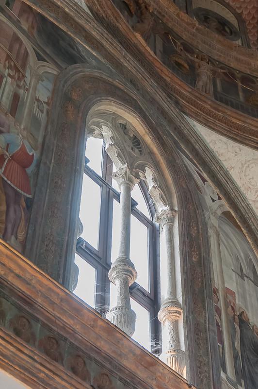Cappella portinari basilica di sant 39 eustorgio milano for Piazza sant eustorgio