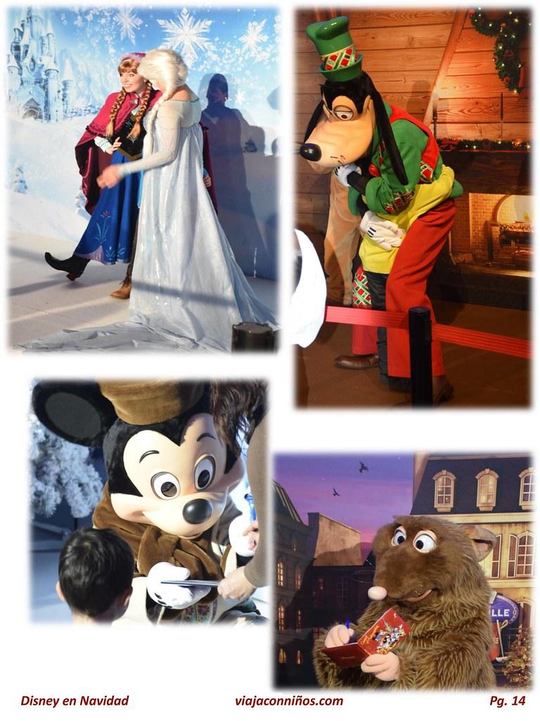 Disney en Navidad