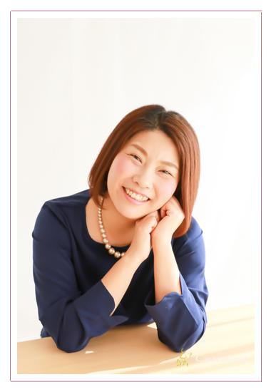プロフィール写真撮影 起業女子 仕事用 美肌修正 レタッチ きれい加工 全データ