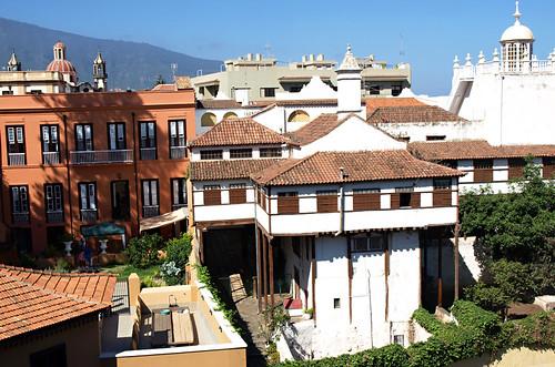 Historic buildings, La Orotava, Tenerife