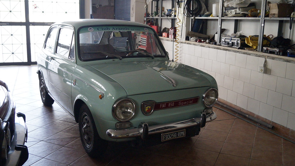 Fiat 850 Special - 1970