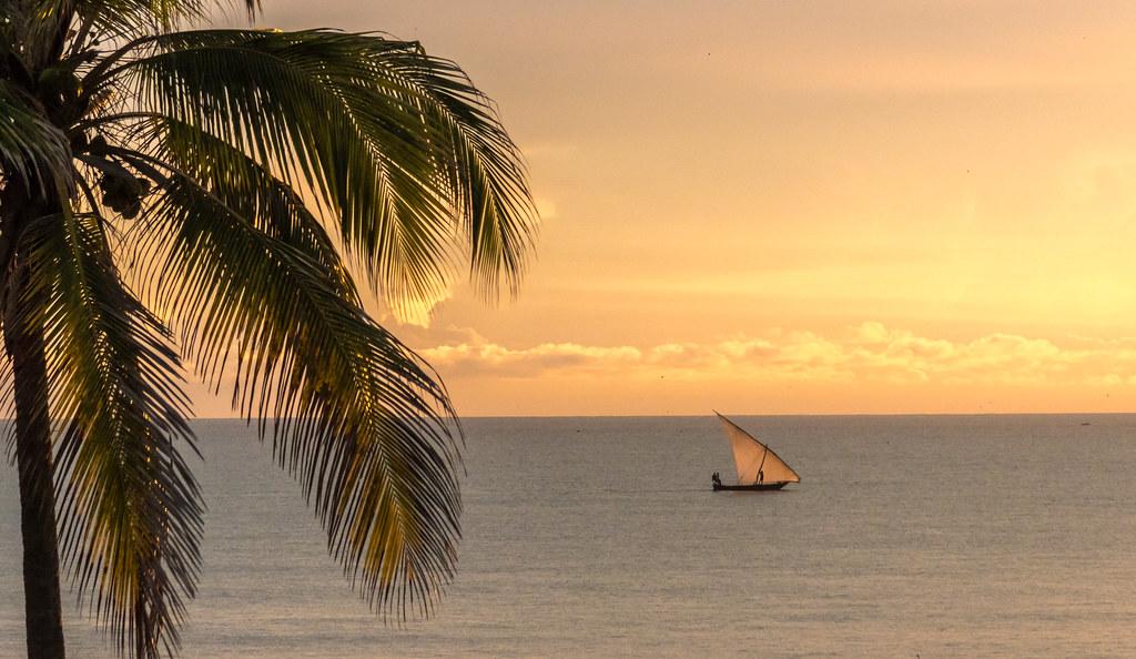 Bahari Beach Hotel Kenia Nordkuste
