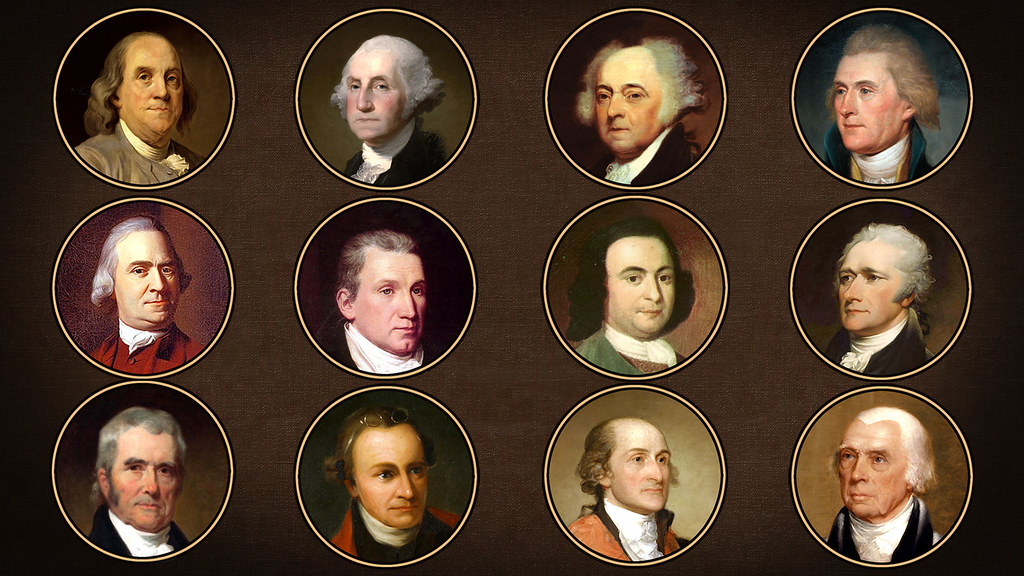 founding fathers Download free biographies of the founding fathers, the writings of the founding fathers and booklets detailing the founding era and it's significance.
