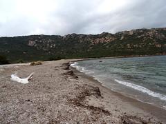 La plage Ouest de Portu Novu