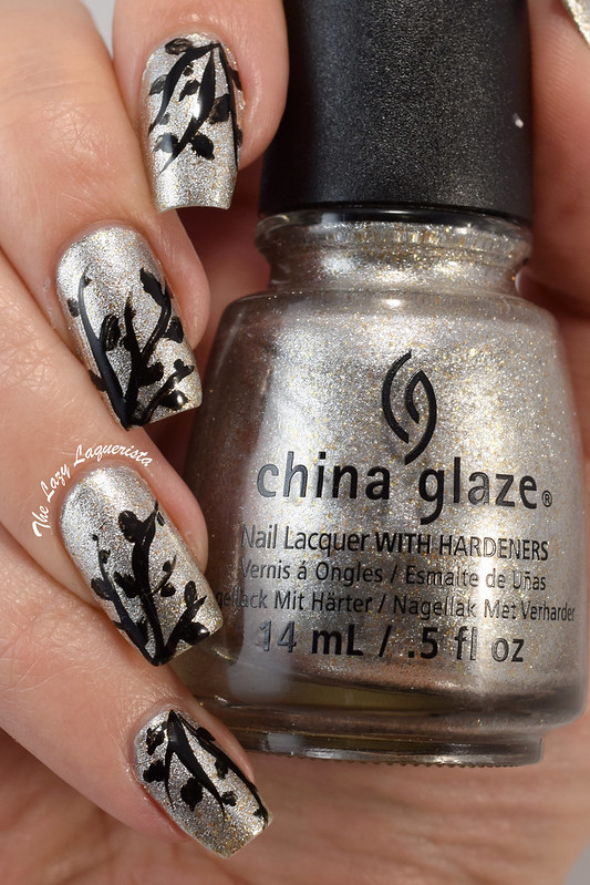 Tree Branch Nail Art