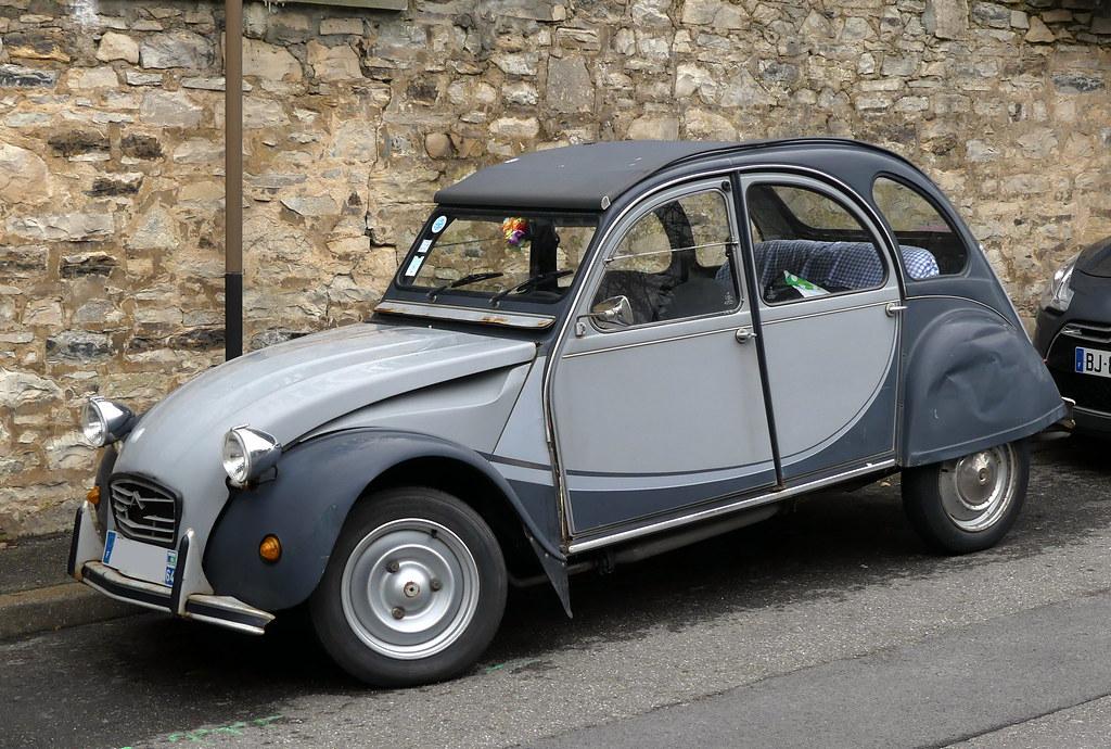Citroën - 2 CV 6 Charleston